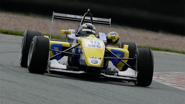Tom Dillman in pole position a Sachsenring