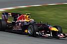 Dominio Red Bull, Webber è un razzo