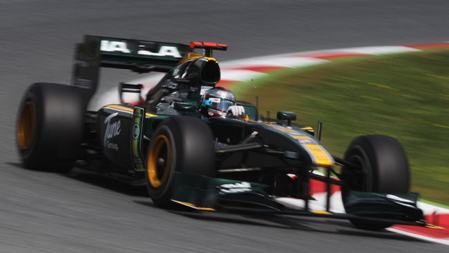 Trulli al Classic Team Lotus Festival