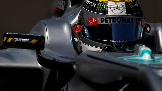 Ora la Mercedes punta su Rosberg