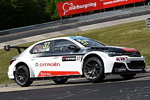 Lopez fastest in final Nurburgring practice