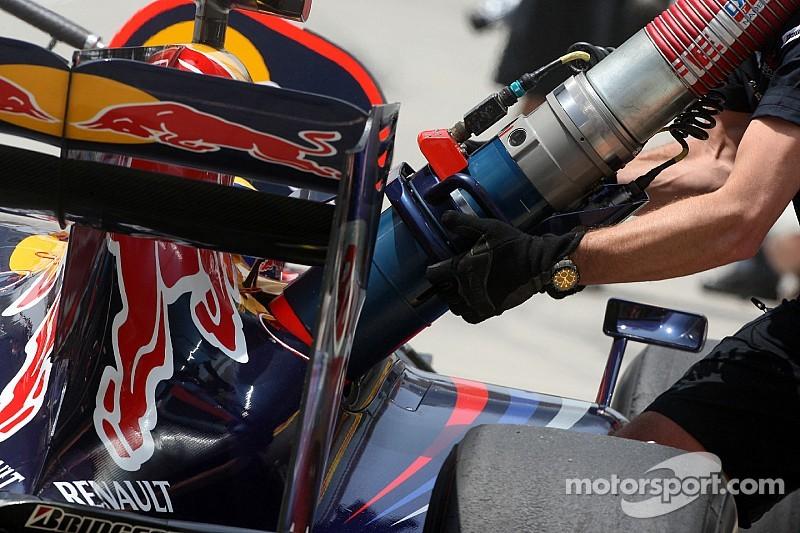 La recarga de combustible volverá a la F1 en 2017