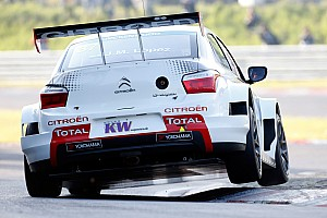 Lopez leads Citroen 1-2-3 at the Nordschleife