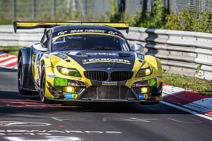 Nurburgring 24 Hours: BMWs hold sway in opening hour