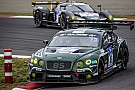 Bentley Motorsport gains valuable experience at grueling Nürburgring 24-Hour race