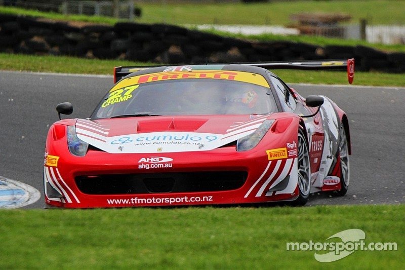 Lester/Smyth dominate Phillip Island 101 qualifying