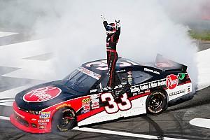 NASCAR XFINITY Race report Dillon dominates in Charlotte