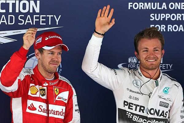 Ecclestone: Rosberg and Vettel not good for business