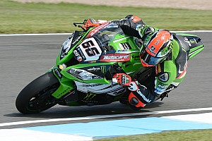 Sykes takes maiden 2015 win in Donington opening race