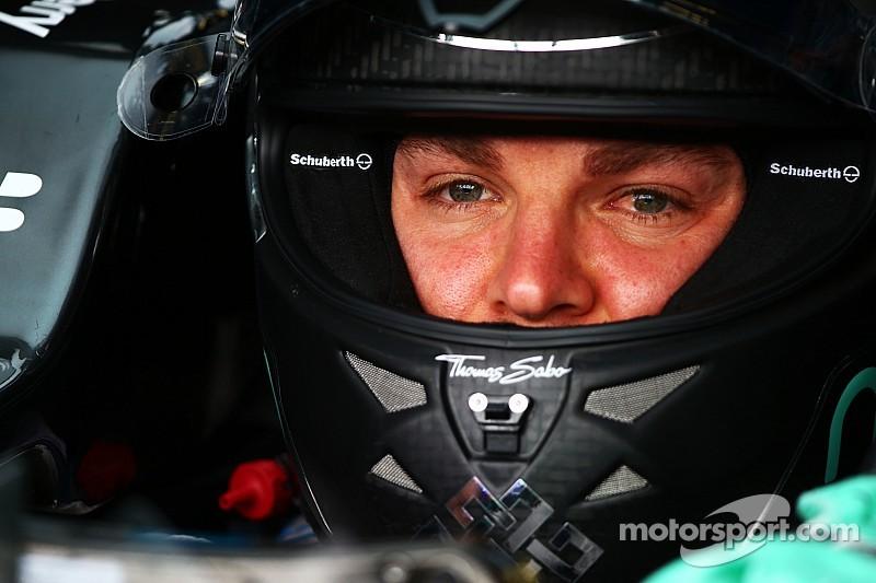 Nico, a sólo 10 puntos de Lewis