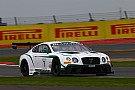 Top ten finishes for Bentley at Silverstone