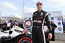 Power takes pole for Saturday race in Penske 1-2-3