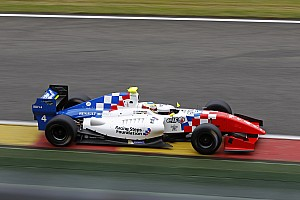 Spa FR3.5: Rowland takes Race 2 pole