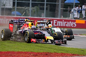 Ricciardo: Risk required to be quick in Canada