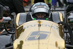 Briscoe and Mann return to IndyCar competition at Texas