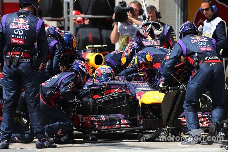 Equipes da Fórmula 1 se unem contra o reabastecimento