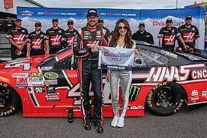 NASCAR Sprint Cup Qualifying report Kurt Busch takes the pole at Pocono