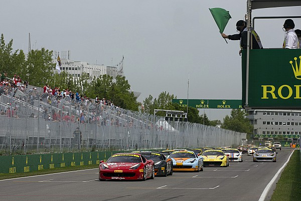 Montreal Ferrari Challenge complete weekend results