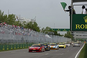 Montreal Ferrari Challenge complete weekend results