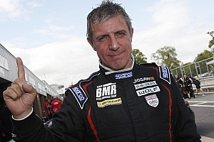 "BTCC Breaking news Plato ""should have gone faster"" in Oulton qualifying"