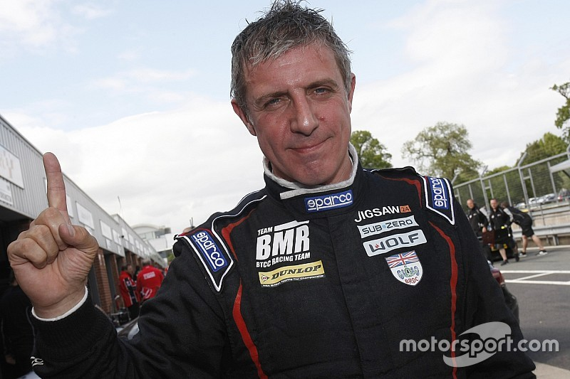 """Plato """"should have gone faster"""" in Oulton qualifying"""