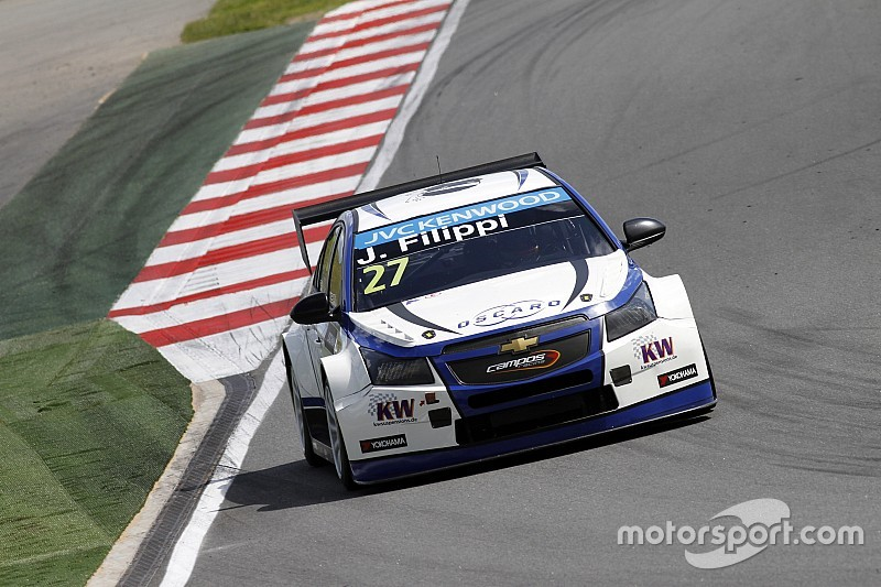 Homola to make WTCC debut with Campos