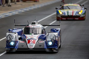 Le Mans Qualifying report Busy start for Toyota Gazoo Racing