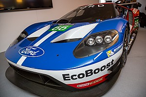 Roush Yates Engines looks forward to powering Ford GT at Le Mans