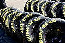 Goodyear to not tender for F1 contract