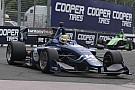 Indy Lights Nelsinho Piquet é o pole position em sua estréia na Indy Lights