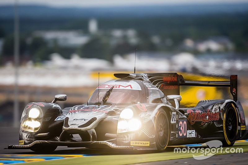 Two Top-10 finishes for ESM in Le Mans debut