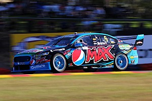 Mostert eases to race one win