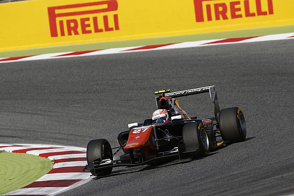 Austria GP3: Ghiotto beats Ocon to pole