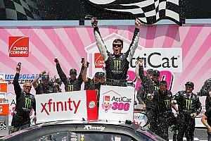 NASCAR XFINITY Race report Jones completes weekend sweep with Xfinity win