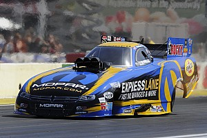 NHRA Race report Hagan, Crampton and Enders win on father's day at NHRA Thunder Valley Nationals
