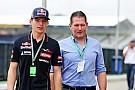 Endurance Jos Verstappen pode voltar a competir