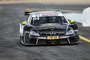 Norisring DTM: Vietoris clinches pole on drying track