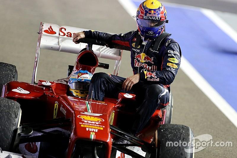 Webber dijo que estuvo muy cerca de llegar a Ferrari en 2013