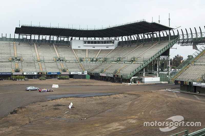 Mexico targets Formula E, WTCC and WEC race dates