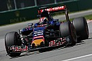 Verstappen dice que solo Mercedes tiene un mejor chasis que Toro Rosso