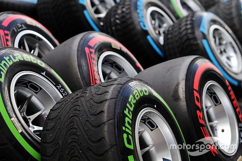 Pirelli has 'wild card' tyre plan for 2016