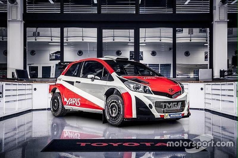Mäkinen llega a Toyota para WRC