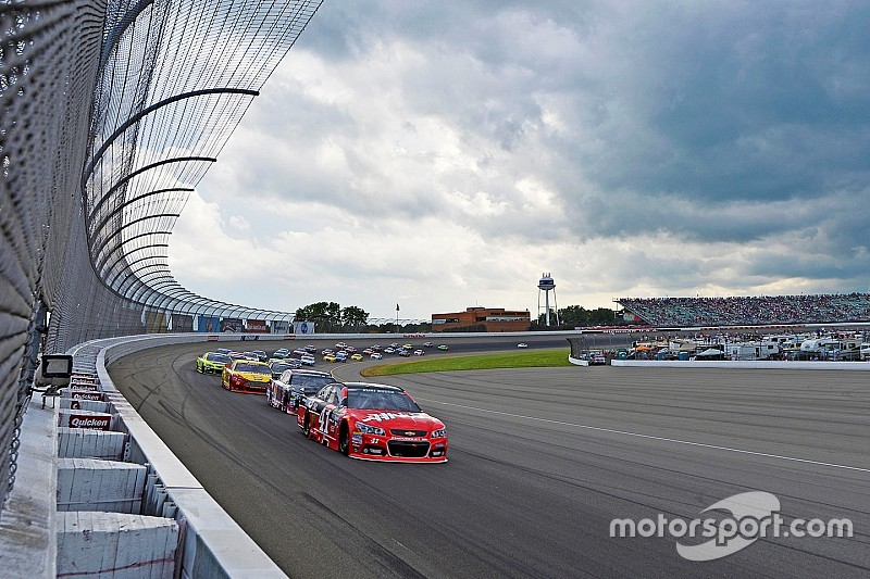 NASCAR releases new aero packages for Michigan, Indianapolis and Darlington