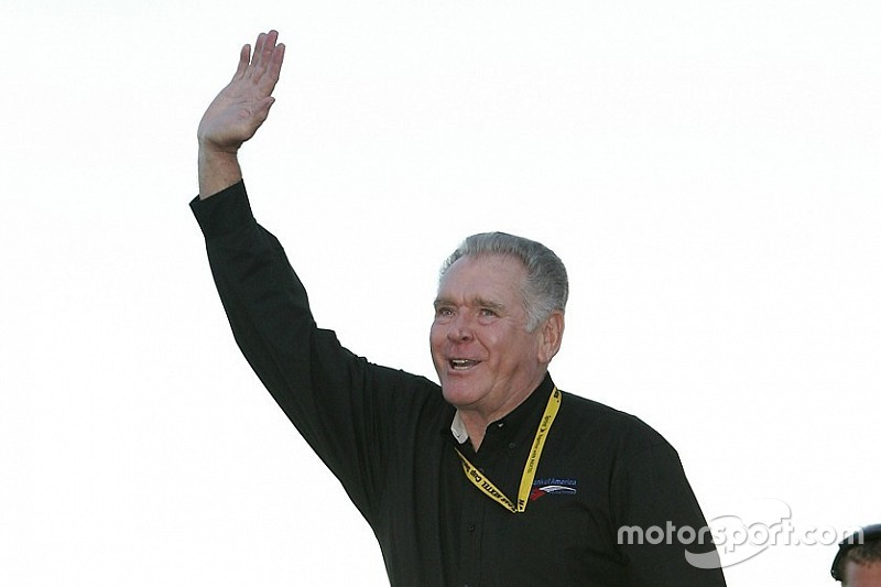 Buddy Baker bids farewell to SiriusXM NASCAR Radio