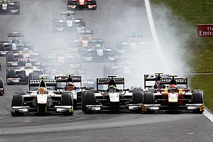 F2 Breaking news GP2 Series offers to promote new FIA Formula 2