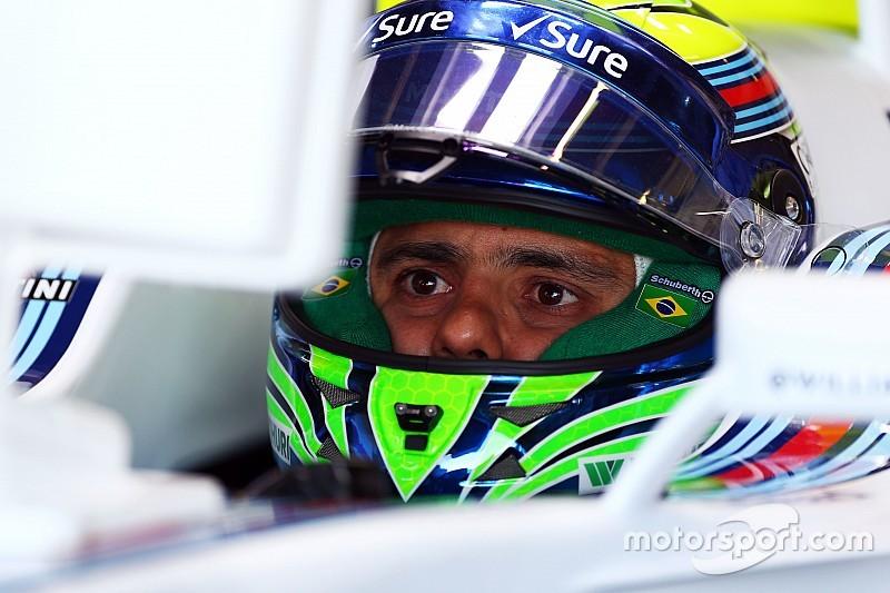 "Massa rechaça interesse de mudar de equipe: ""estou feliz aqui"""