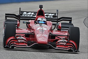 IndyCar Race report Rahal second in standings after fourth place finish in the Iowa Corn 300 at Iowa Speedway