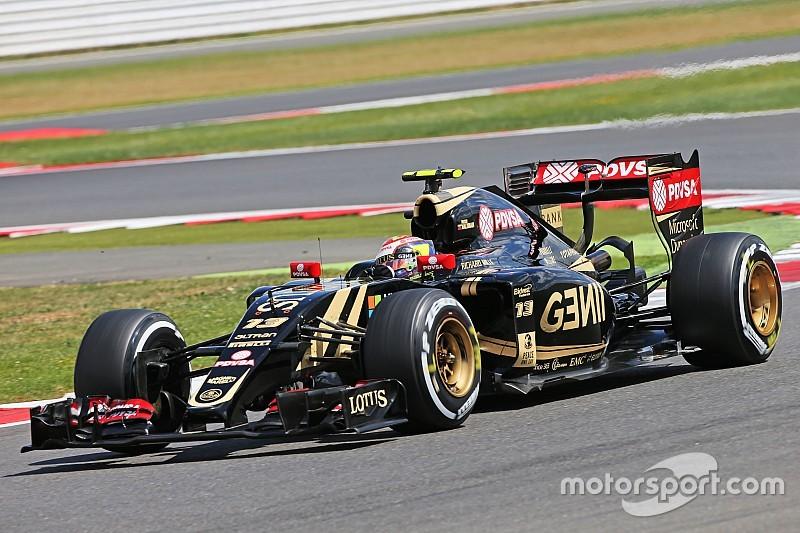 Maldonado apostará a la gestión de los neumáticos