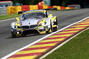 Blancpain Endurance Qualifying report BMW tops first Spa 24 Hours qualifying