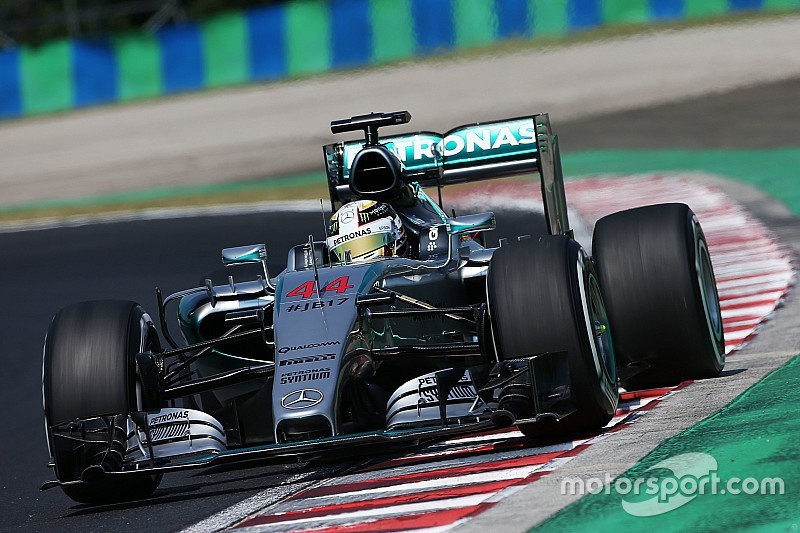 Hungarian GP: Red Bull takes FP2 fight to Mercedes